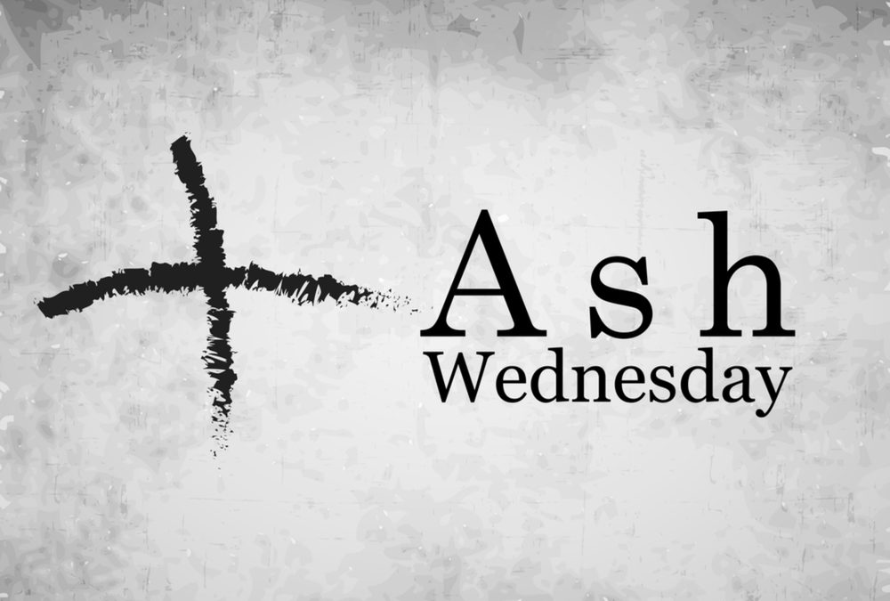 Ash Wednesday and Lent Small Groups